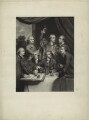 'The Dilettanti Society', by Charles Algernon Tomkins, after  Sir Joshua Reynolds - NPG D32325