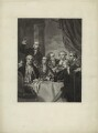 'The Dilettanti Society', by Charles Algernon Tomkins, after  Sir Joshua Reynolds - NPG D32326