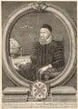 John Napier of Merchiston, by Richard Cooper - NPG D28039