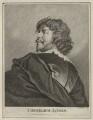 Cornelius Johnson, by Thomas Chambers (Chambars) - NPG D28055