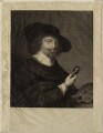 George Jamesone, by Thomas Trotter, after  George Jamesone - NPG D28057