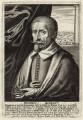 Hendrik Hondius (Hond), by Frederik Bouttats the Younger, after  Hendrik Hondius (Hond), published by  Johannes Meyssens - NPG D28068