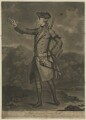 James Wolfe, by Richard Houston, after  J.S.C. Schaak - NPG D32363