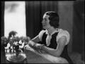 Maisie Esther (née Bigsby), Lady Nugent, by Bassano Ltd - NPG x152254