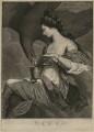 'Hebe' (Miss Berridge), by John Watts, after  John Berridge - NPG D32372