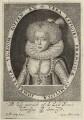 Frances, Countess of Somerset, by Simon de Passe - NPG D28097