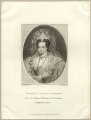 Frances, Countess of Somerset, by Henry Richard Cook, published by  Silvester Harding - NPG D28101