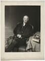 Jabez Bunting, by Samuel William Reynolds Jr, after  John Bostock - NPG D32389