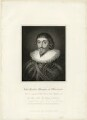 John Paulet, 5th Marquess of Winchester, by R. Cooper, after  Peter Oliver - NPG D28168