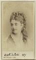 Adelina Patti, by Charles Bergamasco - NPG Ax18174