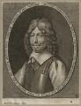 William Cavendish, 1st Duke of Newcastle-upon-Tyne, by Lucas Vorsterman, after  Samuel Cooper - NPG D28177