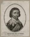 Robert de Vere, 19th Earl of Oxford, after Unknown artist - NPG D28187