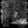 William Morris, by Henry Halliday Sparling - NPG x19620