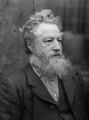 William Morris, by Sir Emery Walker - NPG x19617
