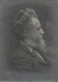 William Morris, by Sir Emery Walker - NPG x3749