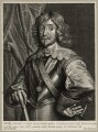 Henry Rich, 1st Earl of Holland, by Peeter Clouwet, published by  Gillis Hendricx, after  Sir Anthony van Dyck - NPG D28220