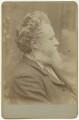 William Morris, by Sir Emery Walker - NPG x3748