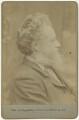 William Morris, by Sir Emery Walker - NPG x3734