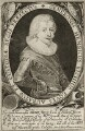 Henry Rich, 1st Earl of Holland, by Willem de Passe, published by  Thomas Jenner - NPG D28225