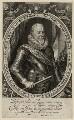 George Carew, Earl of Totnes, by Robert van Voerst - NPG D28234