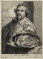 Daniel Mytens, by Paulus Pontius (Paulus Du Pont), after  Sir Anthony van Dyck - NPG D28244