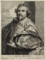 Daniel Mytens, by Paulus Pontius (Paulus Du Pont), after  Sir Anthony van Dyck - NPG D28244