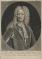 Josiah Burchett, by John Simon, after  James Maubert - NPG D32395