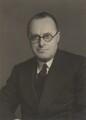 Sir Harold Vincent Tewson, by Walter Stoneman - NPG x166885