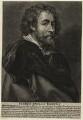 Sir Peter Paul Rubens, by Johannes Meyssens, after  Sir Peter Paul Rubens - NPG D28249