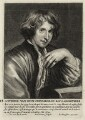 Sir Anthony van Dyck, by Johannes Meyssens, after  Sir Anthony van Dyck - NPG D28257