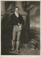 Sir Francis Burdett, 5th Bt, by William Ward, published by and after  John Raphael Smith - NPG D32403