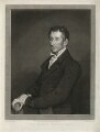 Sir Francis Burdett, 5th Bt, by William Sharp, after  James Northcote - NPG D32405