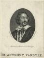 Sir Anthony van Dyck, by John Thornthwaite, after  Sir Anthony van Dyck - NPG D28267