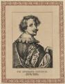 Sir Anthony van Dyck, by John Girtin, after  Sir Anthony van Dyck - NPG D28268
