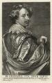 Sir Anthony van Dyck, by Lucas Vorsterman, after  Sir Anthony van Dyck - NPG D28269