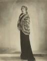 Victoria Eugenie ('Ena') of Battenberg, Queen of Spain, by Janet Jevons - NPG x45163