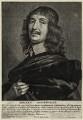 Gerrit van Honthorst, by Pieter de Jode I, after  Gerrit van Honthorst, published by  Johannes Meyssens - NPG D28271