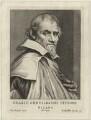 Orazio Gentileschi, by Giovanni Battista Cecchi, after  Sir Anthony van Dyck - NPG D28279