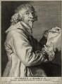 Hendrik van Steenwyck, by Paulus Pontius (Paulus Du Pont), after  Sir Anthony van Dyck - NPG D28297