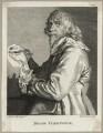 Hendrik van Steenwyck, by Alexander Bannerman, after  Sir Anthony van Dyck - NPG D28299