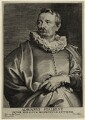 Adriaen van Stalbemt, by Paulus Pontius (Paulus Du Pont), after  Sir Anthony van Dyck - NPG D28303