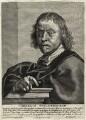 Cornelis van Poelenburgh, by Conrad Waumans (Woumans), after  Cornelis van Poelenburgh, published by  Johannes Meyssens - NPG D28314