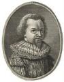Jan Simonsz. Torrentius (called Van der Beeck), by Alexander Bannerman - NPG D28320