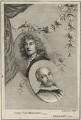 Jan van Belcamp and George Geldorp, by Alexander Bannerman - NPG D28324