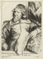 Inigo Jones, by Robert van Voerst, after  Sir Anthony van Dyck - NPG D28334