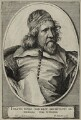 Inigo Jones, by Wenceslaus Hollar, after  Sir Anthony van Dyck - NPG D28335