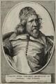 Inigo Jones, by Wenceslaus Hollar, after  Sir Anthony van Dyck - NPG D28335