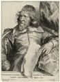 Inigo Jones, by Robert van Voerst, after  Sir Anthony van Dyck - NPG D28337