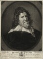 Inigo Jones, by Valentine Green, published by  John Boydell, after  Sir Anthony van Dyck - NPG D28342