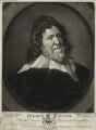 Inigo Jones, by Valentine Green, published by  John Boydell, after  Sir Anthony van Dyck - NPG D28342